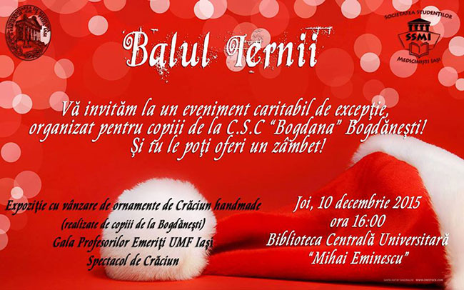 eveniment caritabil